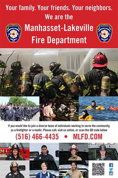 MLFD Recruitment Poster