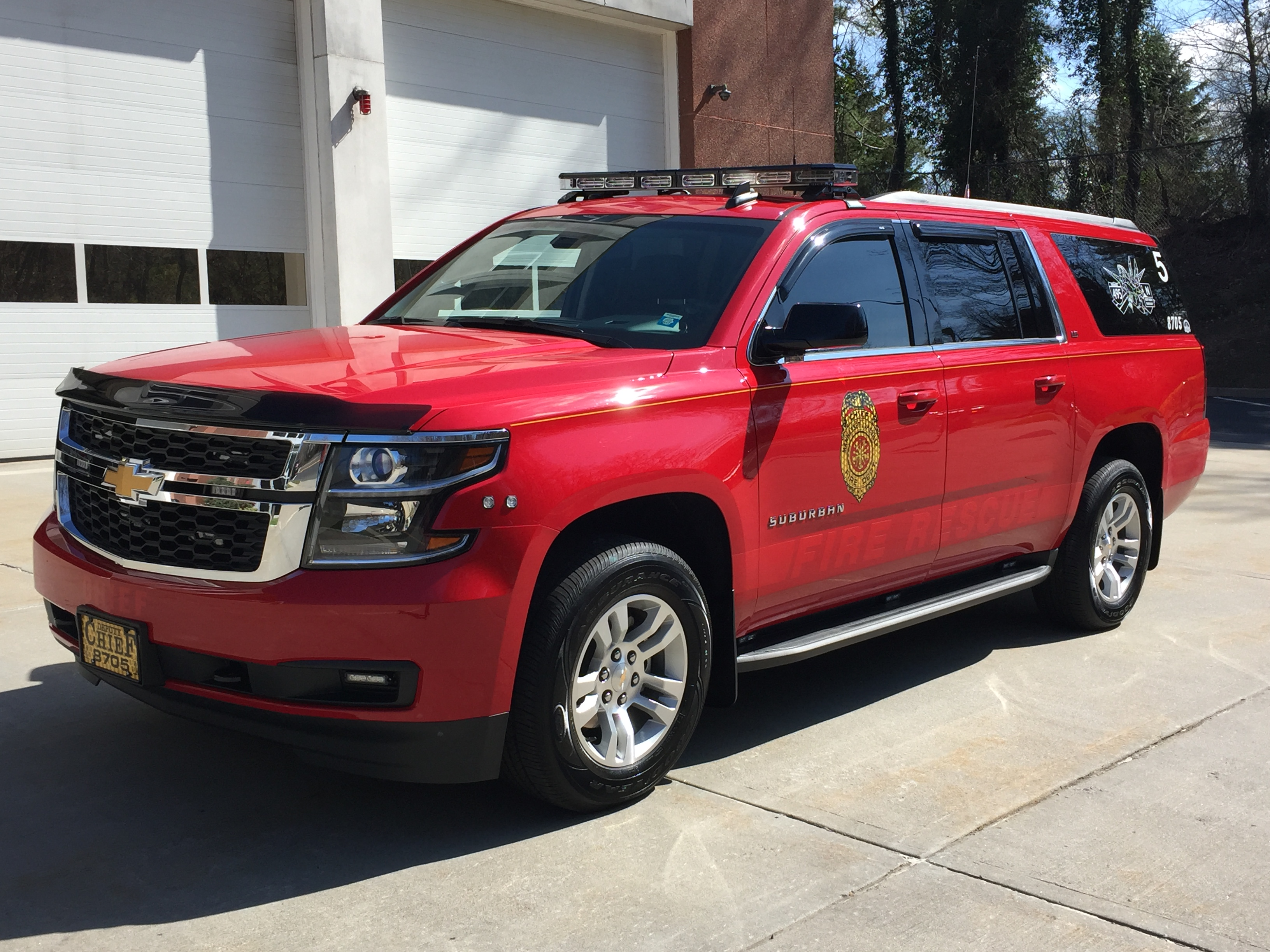 Fire Chief 2015 Chevy Suburban Html Autos Post