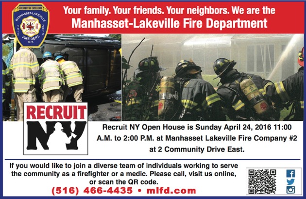 M-LFD Hosting Open House This Sunday!